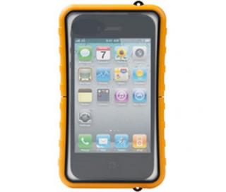 KRUSELL Mobile Case SEALABOX vízhatlan telefontok Yellow large (iPhone, Galaxy, stb.) Mobil