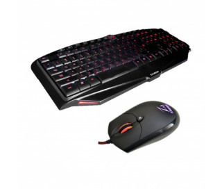 ZALMAN ZM-M600R & ZM-K400G(HUN) BUNDLE PC