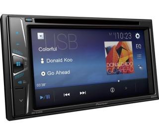 Portable stereo Pioneer  AVH-G110DVD (CD + DVD + USB)