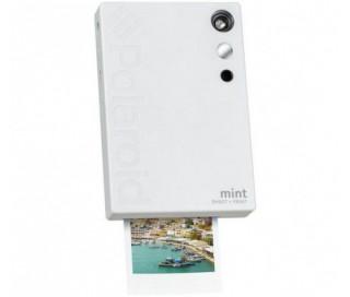 POLAROID Mint Fényképezőgép és Fotónyomtató - Fehér PC