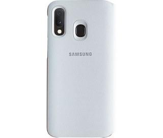 Samsung EF-WA202PW White Wallet Cover / A20e