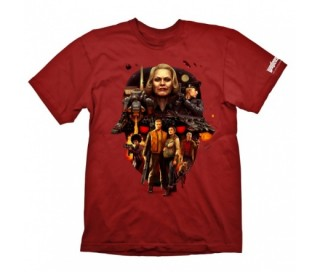 Wolfenstein 2 T-Shirt