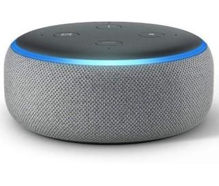 Amazon Echo Dot 3 (Grey) Több platform