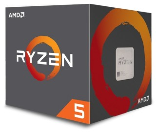AMD Ryzen 5 1600 AM4 BOX (YD1600BBAFBOX)