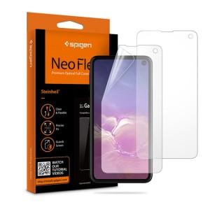Spigen Neo Flex HD Samsung Galaxy S10e hajlított kijelzővédő fólia, (2db előlapi)* Mobil
