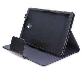 4smarts DailyBiz, Samsung Galaxy Tab A 10.5 flip tok, fekete Tablet