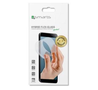 4smarts Hybrid  Flex-Glass Apple iPhone 11 / XR flexibilis tempered glass kijelzővédő üvegfólia Mobil