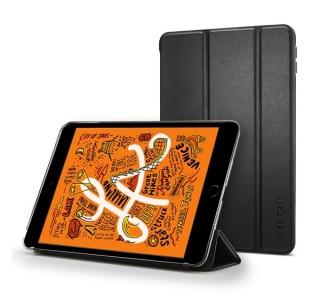 Spigen SGP Smart Fold Apple iPad Mini 5 fekete oldalra nyíló tok Tablet