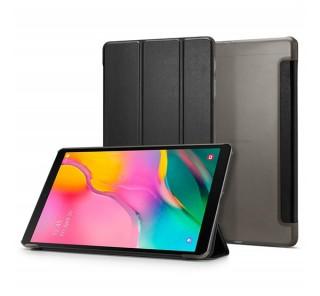 Spigen SGP Smart Fold Samsung Galaxy Tab A 10.1 (2019) fekete oldalra nyíló tok Tablet