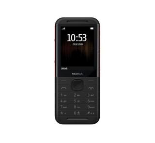 Nokia 5310 (2020), Dual SIM, fekete/piros
