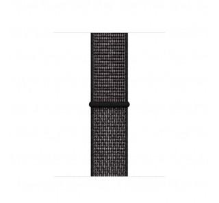 Apple Watch 38/40mm Nike sportpánt, fekete Több platform