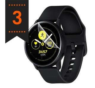 Spigen Neo Flex HD Galaxy Watch Active 40mm hajlított kijelzővédő fólia (3db) Több platform