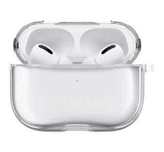 Spigen Ultra Hybrid Apple Airpods Pro tok, Crystal Clear, átlátszó Több platform