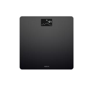 Nokia Body BMI vezeték nélküli okosmérleg, fekete