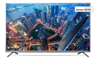 SHARP LC-43UI8872ES 109cm-es  4K UHD SMART LED TV Harman Kardon hangszórókkal TV