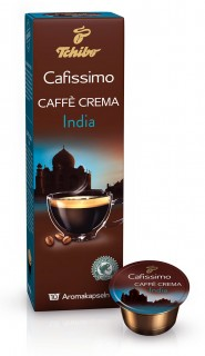 TCHIBO Caffè Crema  India kapszula Otthon
