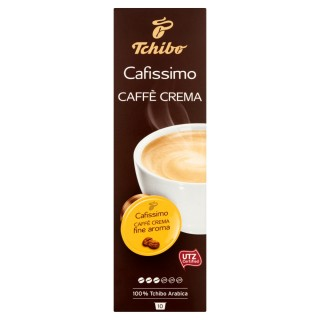 TCHIBO Caffè Crema Fine Aroma kapszula Otthon