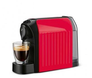 TCHIBO Cafissimo Easy piros kapszulás kávéfozo