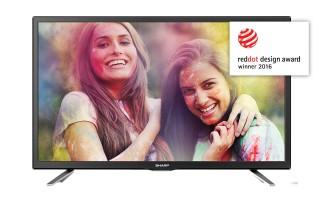 SHARP LC-24CHG6132E SHARP LC-24CHG6132E 60cm-es HD Ready Smart LED TV TV