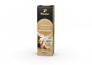 TCHIBO Cafissimo Espresso Vajkaramell kapszula Otthon