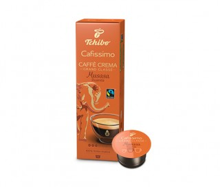 TCHIBO Grand Classé Caffè Crema Musasa Ruanda kapszula Otthon