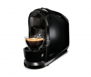 TCHIBO Cafissimo Pure fekete kapszulás kávéfőző