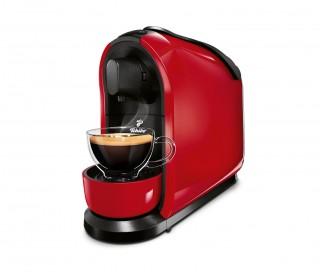 TCHIBO Cafissimo Pure piros kapszulás kávéfőző Otthon