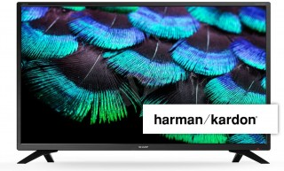 SHARP 32BC2E 80cm-es HD Ready Smart Led TV TV