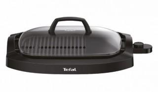TEFAL CB6A0830 Elektromos grill fedővel