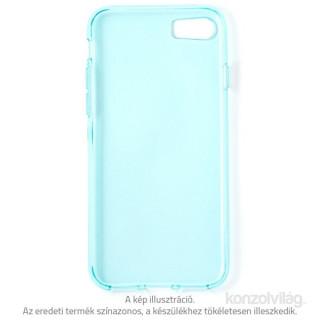 Cellect TPU-IPH8-PLUS-BL iPhone 8 Plus átlátszó kék vékony szilikon hátlap PC