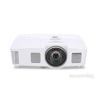 Acer S1283Hne XGA 3100L HDMI LAN 6 000 óra short throw DLP 3D projektor PC