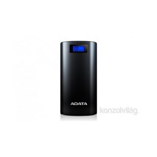 ADATA P20000D 20000mAh fekete power bank Mobil