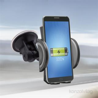 MNC Vezeték nélküli autós töltő és tartó Mobil