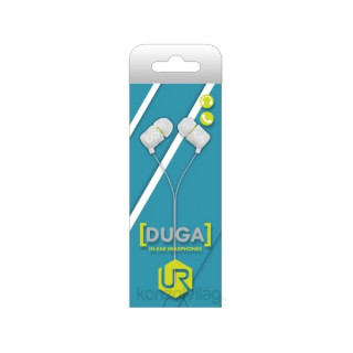 Trust Urban Duga In-ear fehér headset PC