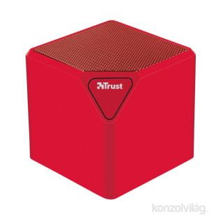 Trust Urban Ziva vezeték nélküli Bluetooth piros hangszóró PC