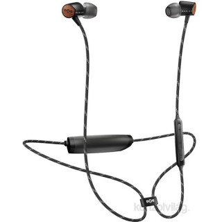 Marley Uplift 2 EM-JE103-BS fekete Bluetooth fülhallgató headset Mobil