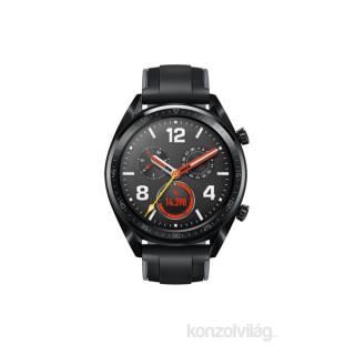 Huawei Watch GT fekete okos sportóra Mobil