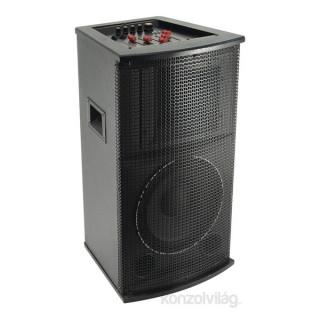 SAL PAX 25BT fekete Bluetooth party hangszóró Mobil
