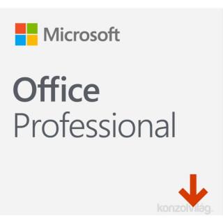 Microsoft Office 2019 Professional Elektronikus licenc szoftver ESD (Letölthető)