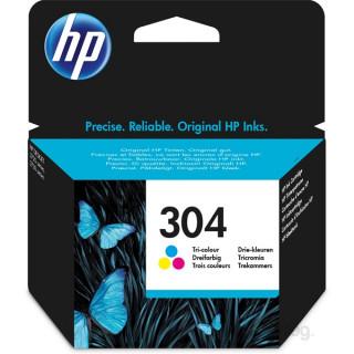 HP N9K05AE (304) háromszínű tintapatron PC