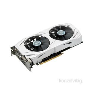 ASUS DUAL-GTX1060-3G nVidia 3GB GDDR5 192bit PCIe videokártya PC