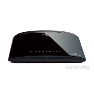 D-Link DES-1008D 8port FE LAN nem menedzselhető switch PC