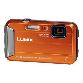Panasonic DMC-FT30EP-D Narancs digitális fényképezőgép
