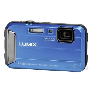 Panasonic DMC-FT30EP-A Kék digitális fényképezőgép