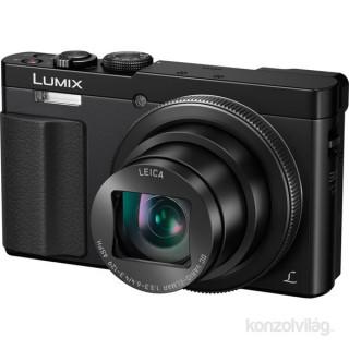 Panasonic DMC-TZ70EP-K Fekete digitális fényképezőgép Fotó, videó