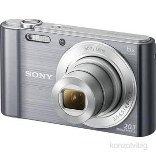 Sony DSC-W810S ezüst digitális fényképezőgép