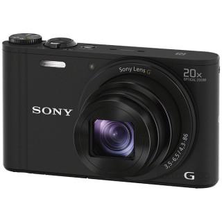 Sony DSC-WX350B fekete digitális fényképezőgép