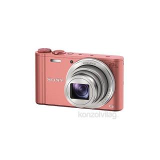Sony DSC-WX350P rózsaszín digitális fényképezőgép