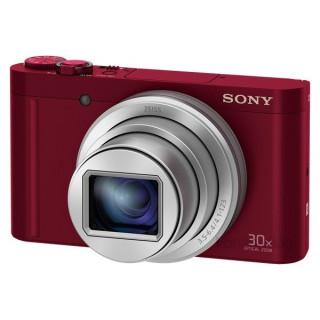 Sony DSC-WX500R piros digitális fényképezőgép Fotó, videó