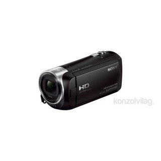 Sony HDR-CX405B fekete digitális videókamera Fotó, videó